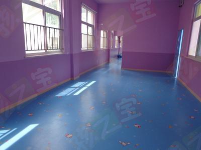 幼儿园地面选材革命来袭 不怕压儿童地板寿命长受青睐