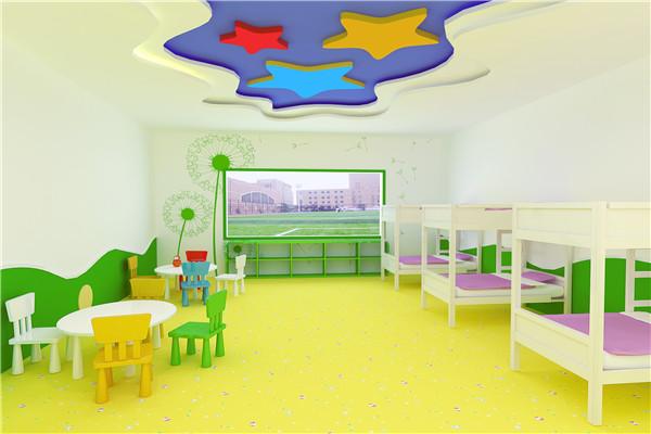 儿童乐园选择PVC塑胶地板合适吗?